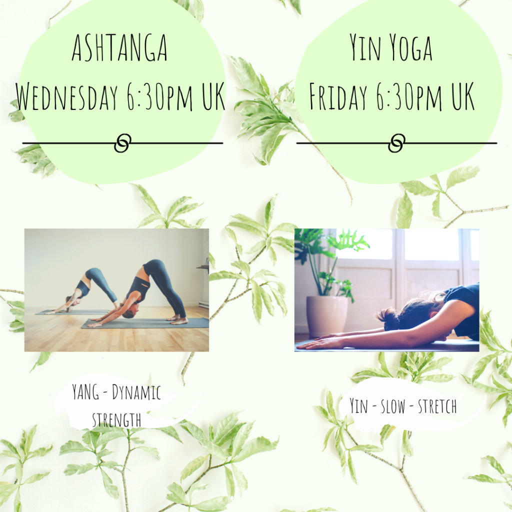weekle yoga classes maidstone